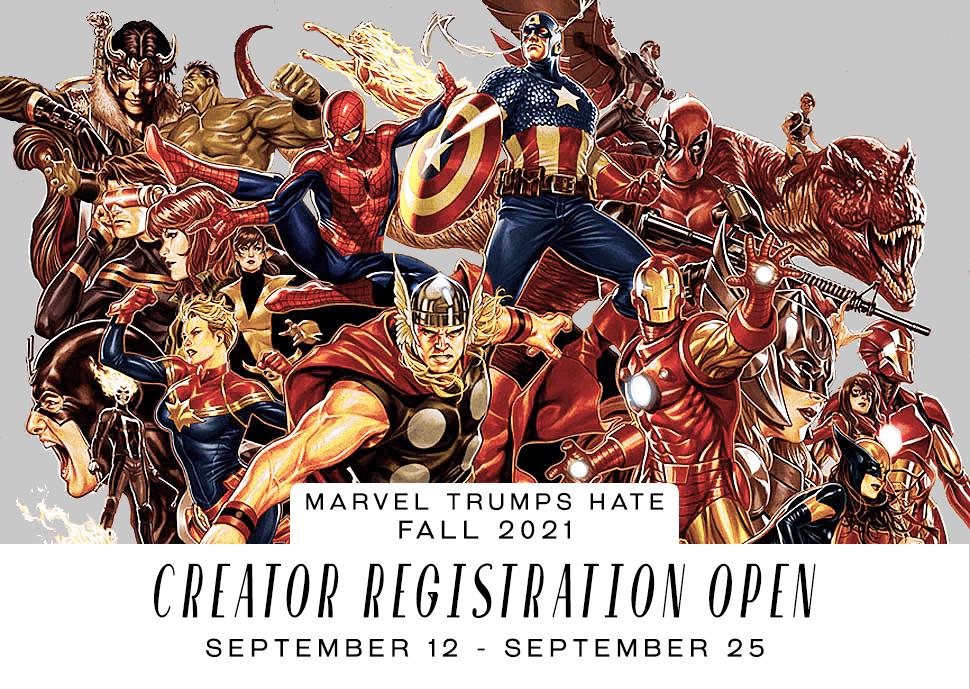 MTH 2021 creator registration is open!